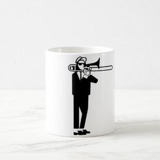 Ska Trombone Walt Jabsco Kaffeetasse