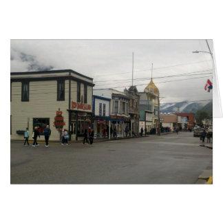 Skagway, Alaska Karte