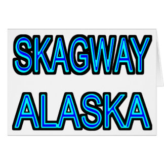 Skagway Alaska Karte