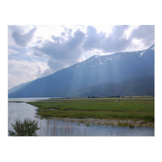 Skagway, Alaska-Postkarte Postkarte