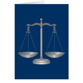 Skalen von Gerechtigkeit Karte