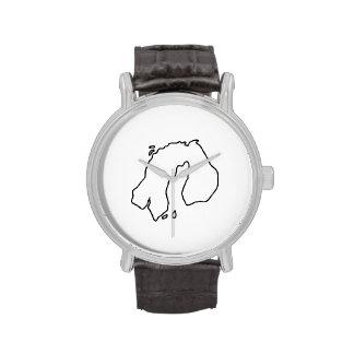 norwegen armbanduhren