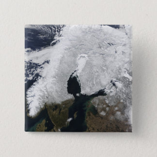 Skandinavien Quadratischer Button 5,1 Cm