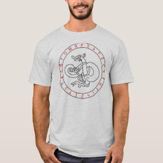 Skandinavier-Drache T-Shirt