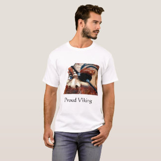 Skandinavier Viking - stolzes Viking T-Shirt