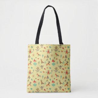Skandinavische Muster-Frauen Tasche