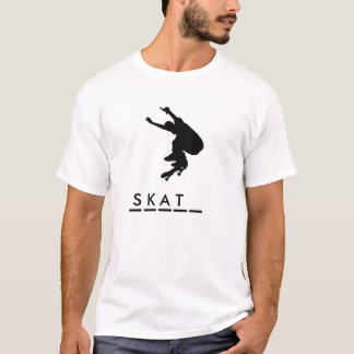 SKAT (E) Silhouette T-Shirt