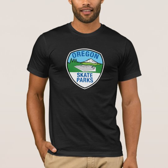 Skate Oregn T-Shirt