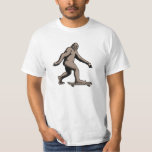 Skate Squatch Hemden