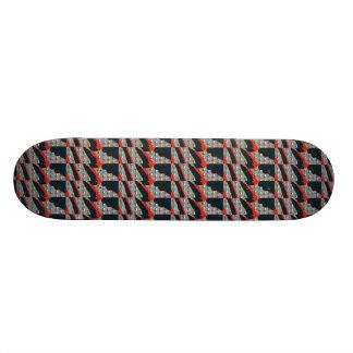 SKATEBOARD-ABSTRAKTE SAMMLUNG 1 20,1 CM SKATEBOARD DECK