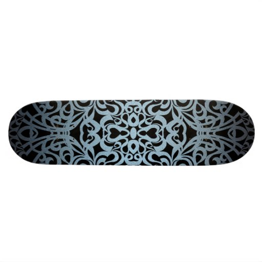 Skateboard-barocke Art-Inspiration Personalisierte Skateboarddecks