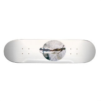 Skateboard board vintage surfing