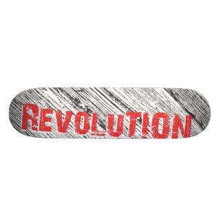 Skateboard der Revolution X Personalisiertes Skateboarddeck