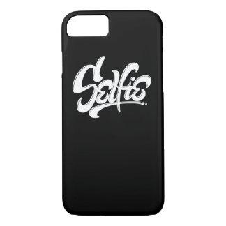 Skateboard-Graffiti Selfie iPhone 8/7 Hülle