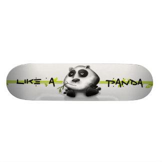 Skateboard Panda Skate Board