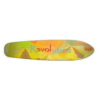Skateboard ReLOVEution Entwurf 5 multi Individuelle Skateboards