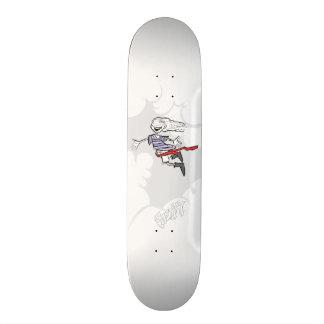 Skateboard Shadow of thief. 19,7 Cm Skateboard Deck