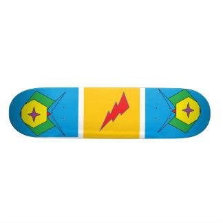 Skateboard-Stern-Reiter 19,1 Cm Old School Skateboard Deck