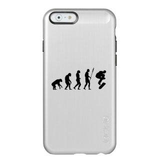 Skateboarding Evolution Incipio Feather® Shine iPhone 6 Hülle