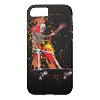 Skateboarding Skelett iPhone 8/7 Hülle