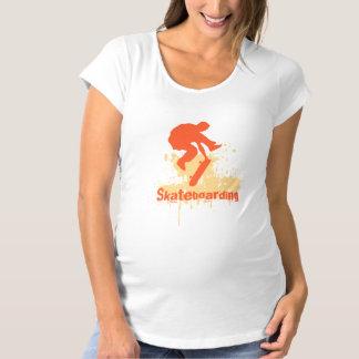 Skateboarding Umstands-T-Shirt
