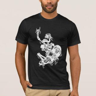 Skateboardskelett T-Shirt