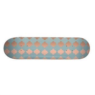 Skatebord, orientalisches Muster Individuelles Skateboard