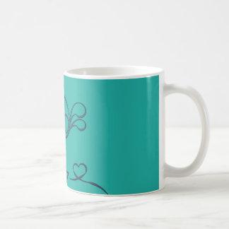 Skaten-Robin-Tasse Kaffeetasse