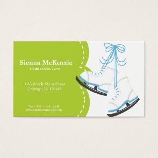 Skaten-Trainer Visitenkarte