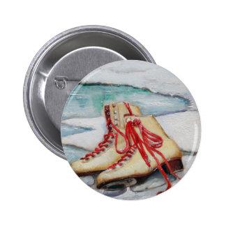 Skaten-Träume Runder Button 5,1 Cm
