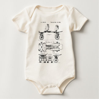 Skaten USA Baby Strampler