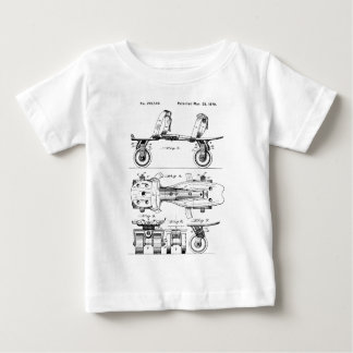 Skaten USA Baby T-shirt