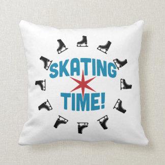 Skaten-Zeit Kissen
