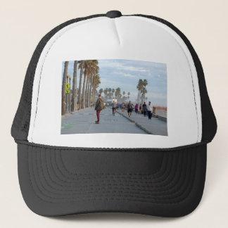 Skaten zu Venedig-Strand Truckerkappe