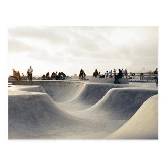Skatenkurs Postkarte