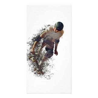 Skater-Art Photokarten
