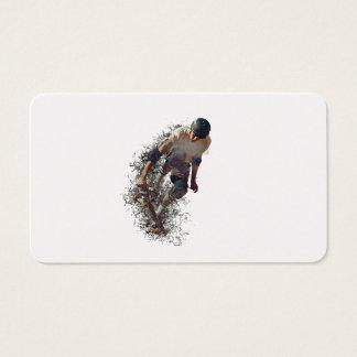 Skater-Hobby-Sport Visitenkarte