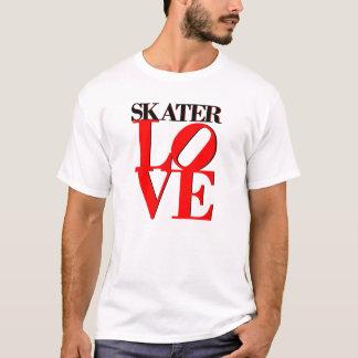 Skater-Liebe T-Shirt