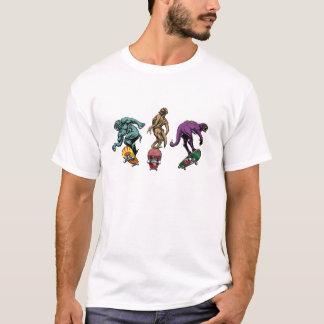 Skater-Monster-T - Shirt