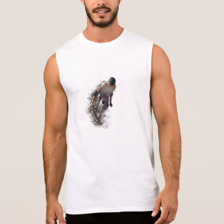 Skater-Park-Sport Ärmelloses Shirt