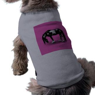 Skater-Pferd Shirt