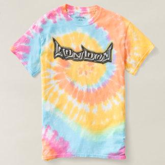 Skater T-Shirt London Bunt