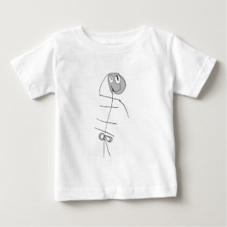 Skeleton Bob Baby T-shirt