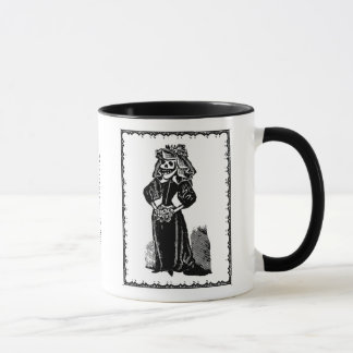 Skeleton Braut - Tasse