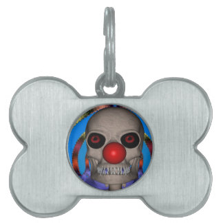 Skeleton Clown Tiermarke