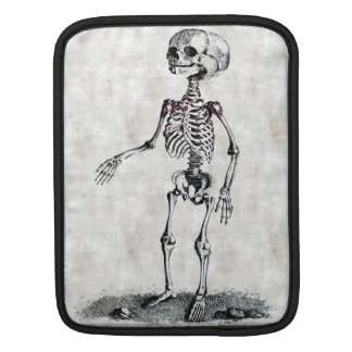 Skeleton das Rickshaw-Hülse des Kindes iPad Sleeve