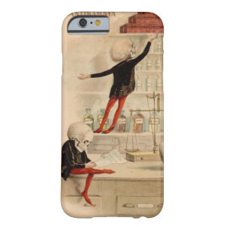 Skeleton Doktor Pharmacist Medical Art iPhone 6 Ca Barely There iPhone 6 Hülle