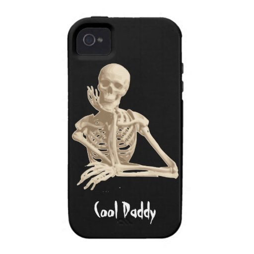 skeleton ipad Fall iPhone 4 Hülle
