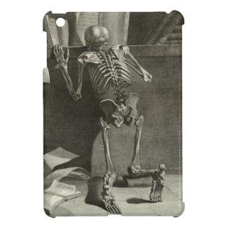 Skeleton Lesung iPad Mini Schale