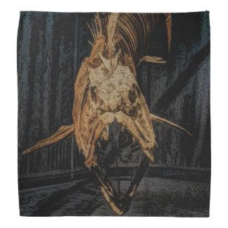 Skeleton Seeungeheuer-Fischgräte Kopftuch